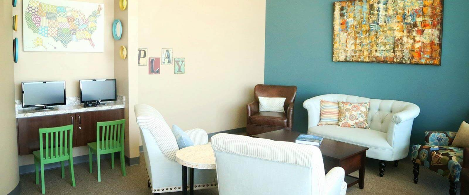 Waiting Room - Overland Park Family Dental